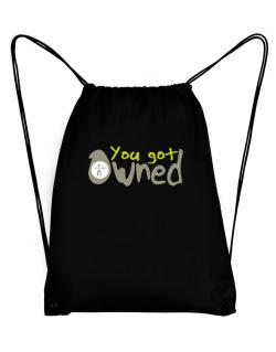 You Got Owned Archery Sport Bag