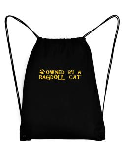 Owned By A Ragdoll Sport Bag