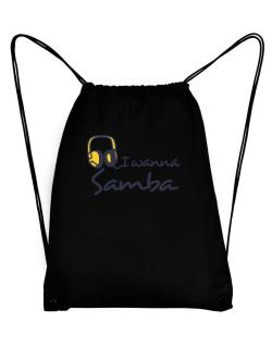 I Wanna Samba - Headphones Sport Bag