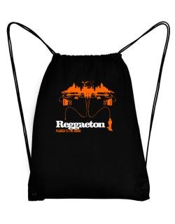 """  Reggaeton plugged into the sound "" Sport Bag"