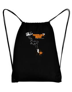 Freestyle Music It Makes Me Feel Alive ! Sport Bag
