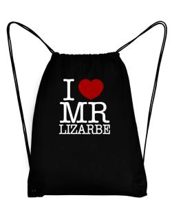 I Love Mr Lizarbe Sport Bag