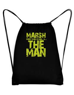 Marsh More Than A Man - The Man Sport Bag