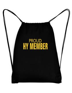 Proud Hy Member Sport Bag