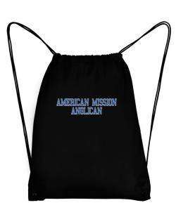 American Mission Anglican - Simple Athletic Sport Bag