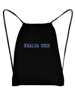 Khalsa Sikh - Simple Athletic Sport Bag