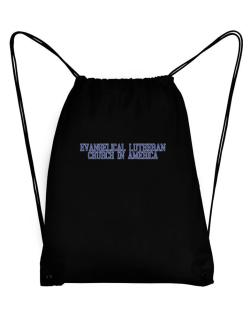 Evangelical Lutheran Church In America - Simple Athletic Sport Bag