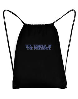 The Temple Of The Presence - Simple Athletic Sport Bag