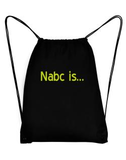 Nabc Is Sport Bag