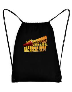 Support Your Local Nazarene Sect Sport Bag