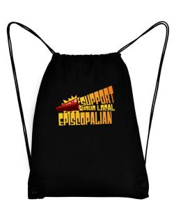 Support Your Local Episcopalian Sport Bag
