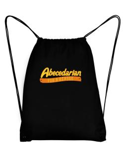 Abecedarian For A Reason Sport Bag
