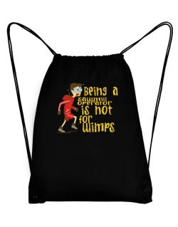 Being A Sawmill Operator Is Not For Wimps Sport Bag