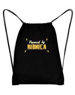 Powered By Ribnica Sport Bag