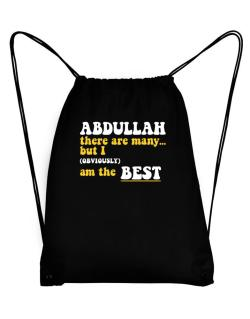 Abdullah There Are Many... But I (obviously) Am The Best Sport Bag