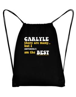 Carlyle There Are Many... But I (obviously) Am The Best Sport Bag