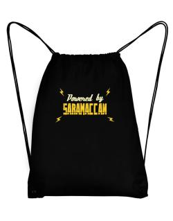 Powered By Saramaccan Sport Bag