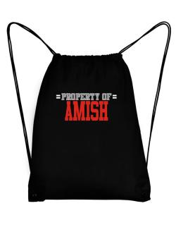 """ Property of Amish "" Sport Bag"