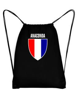 Anaconda Escudo Usa Sport Bag