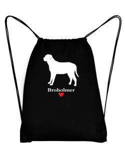 Broholmer love Sport Bag