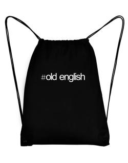Hashtag Old English Sport Bag