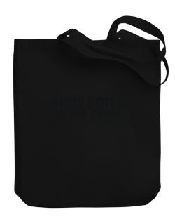 Blind Dates In My Veins Canvas Tote Bag