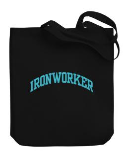 Ironworker Canvas Tote Bag