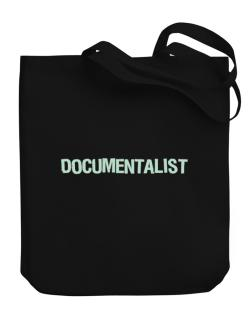 Documentalist Canvas Tote Bag