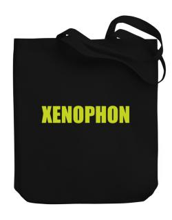 Xenophon Canvas Tote Bag