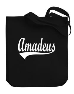 Amadeus Canvas Tote Bag