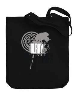 Alroy Never Loses Canvas Tote Bag