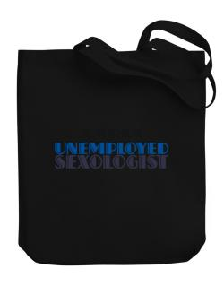 Xaria Unemployed Sexologist Canvas Tote Bag