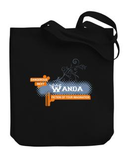 Wanda - Fiction Of Your Imagination Canvas Tote Bag