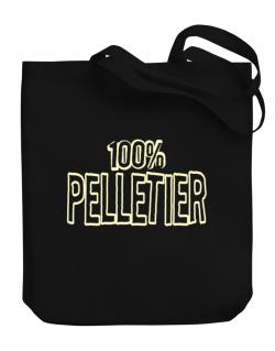 100% Pelletier Canvas Tote Bag