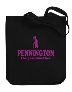 Pennington The Grandmother Canvas Tote Bag