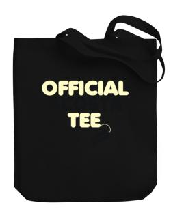 Official Acosta Tee - Original Canvas Tote Bag