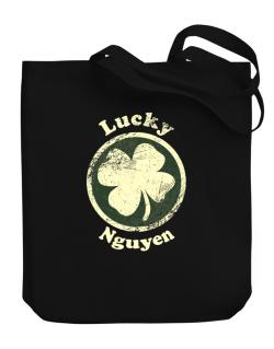 Lucky Nguyen Canvas Tote Bag