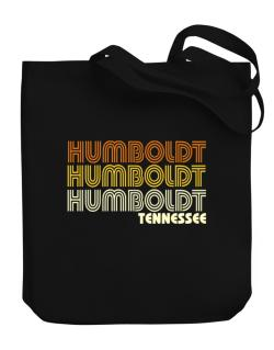 Humboldt State Canvas Tote Bag
