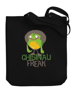 Chisinau Freak Canvas Tote Bag