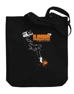 Bluegrass It Makes Me Feel Alive ! Canvas Tote Bag