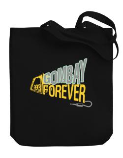 Gombay Forever Canvas Tote Bag