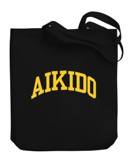 Aikido Athletic Dept Canvas Tote Bag