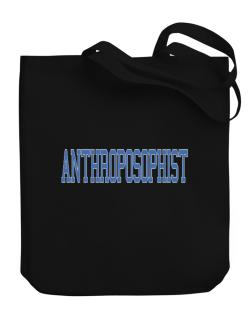 Anthroposophist - Simple Athletic Canvas Tote Bag