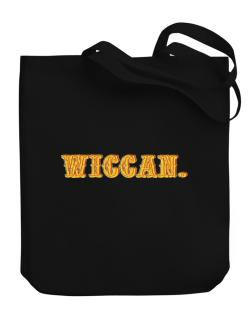 Wiccan. Canvas Tote Bag