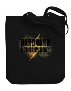 Hardcore Albanian Orthodoxy Canvas Tote Bag