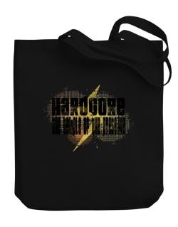 Hardcore The Temple Of The Presence Canvas Tote Bag