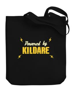 Powered By Kildare Canvas Tote Bag