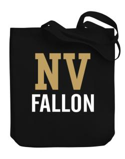 Fallon - Postal usa Canvas Tote Bag
