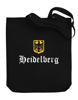 Heidelberg Germany Canvas Tote Bag