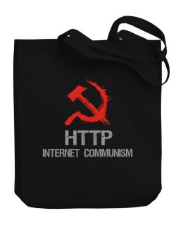HTTP Internet for everyone Canvas Tote Bag
